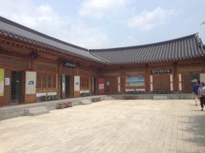 Fan Museum exterior